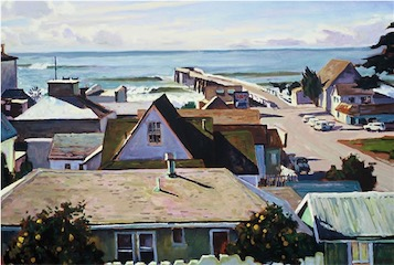 View of Cayucos 20x30 sold