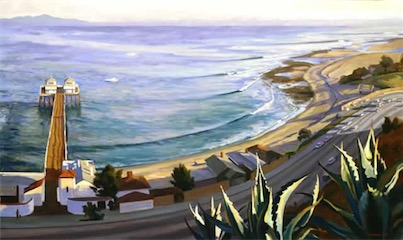 Afternoon Malibu 24x50 sold