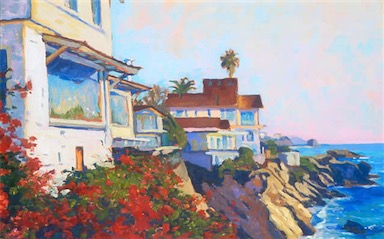 BOUGANVILLA HOUSE LAGUNA 12X18 sold
