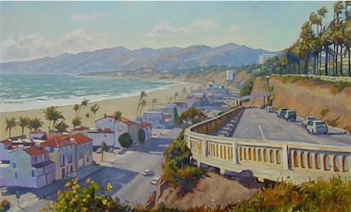California Incline30x50 sold