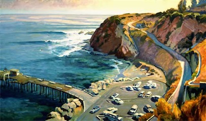 Dana Point 36x48 sold