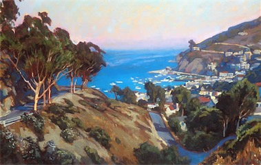 View of Avalon 20X30 sold